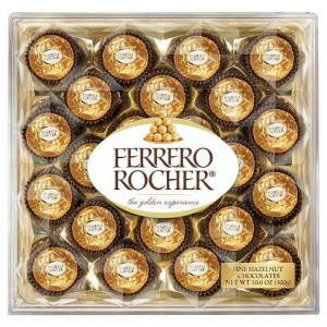 Ferrero Rocher - 24 PCS