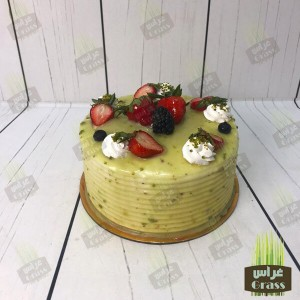 Light Pistachio Cake - small