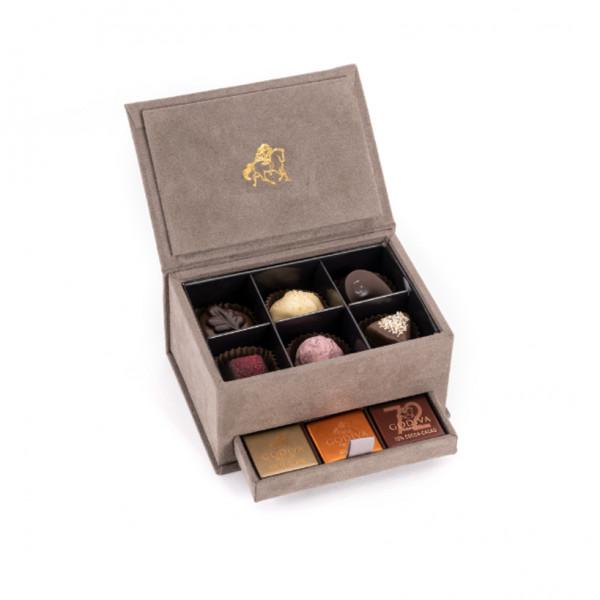 Godiva Royal Grey Box - Mini