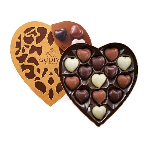 جوديفا مجموعة القلب الذهبية - 14 قطعة