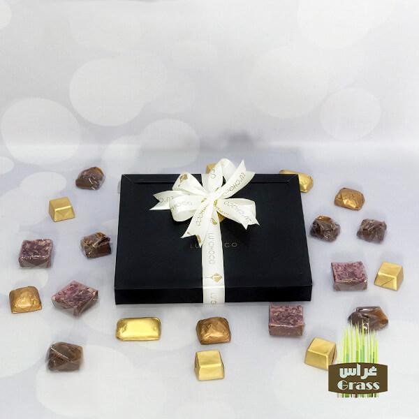 Black Box LU'CHOCO Chocolate 500 Gram