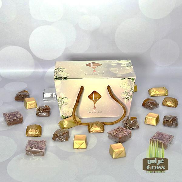 Tringle Box LU'CHOCO Chocolate 1KG