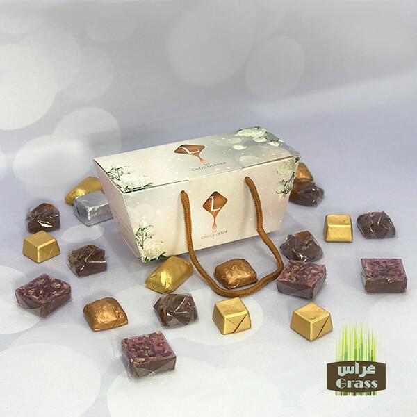Tringle Box LU'CHOCO Chocolate 360 Gram